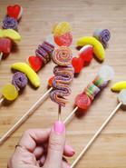 מקלות של סוכריות