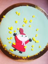 עוגת מאי הקטנה