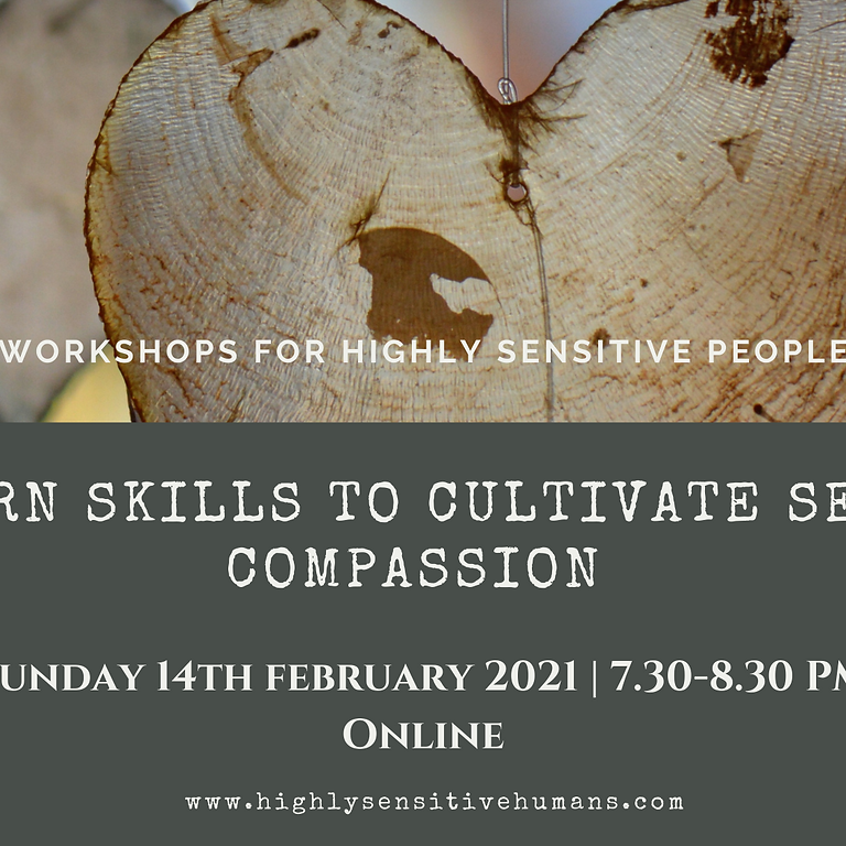 Learn Skills to Cultivate Self-Compassion