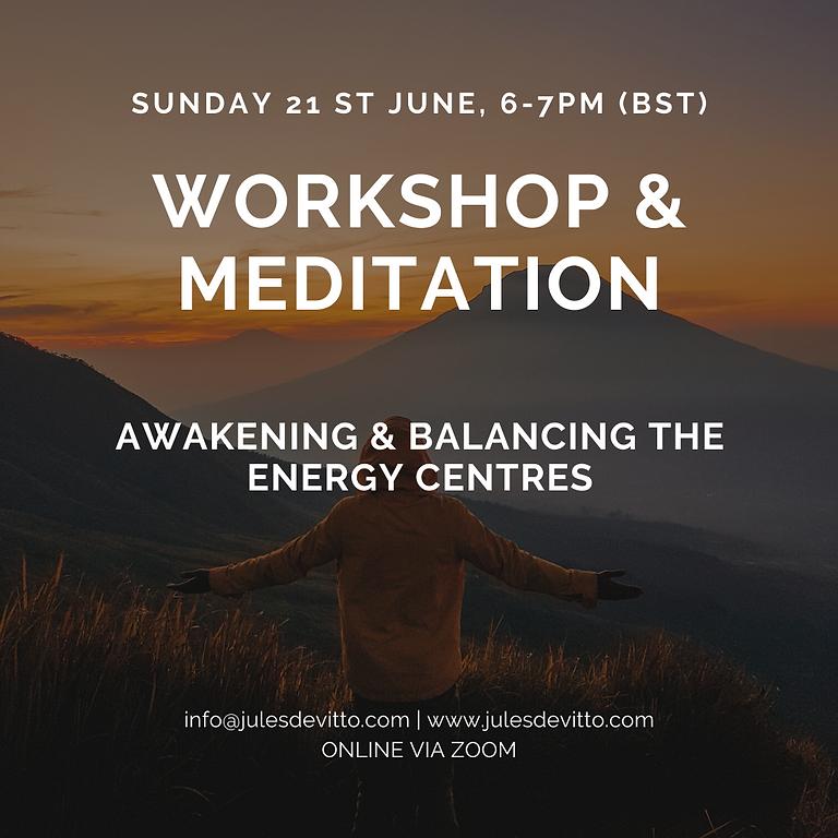 Awakening and Balancing the Energy Centres