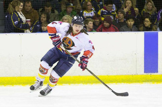 YOUNG GUNS FIRE FOR TIGERS AND BLACKHAWKS