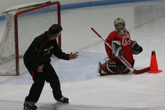 GOALTENDER DEVELOPMENT TRAINING