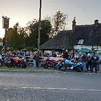 The Crown Inn Bike Night