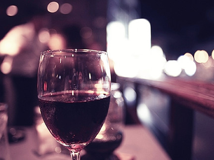 One Glass of Rosé