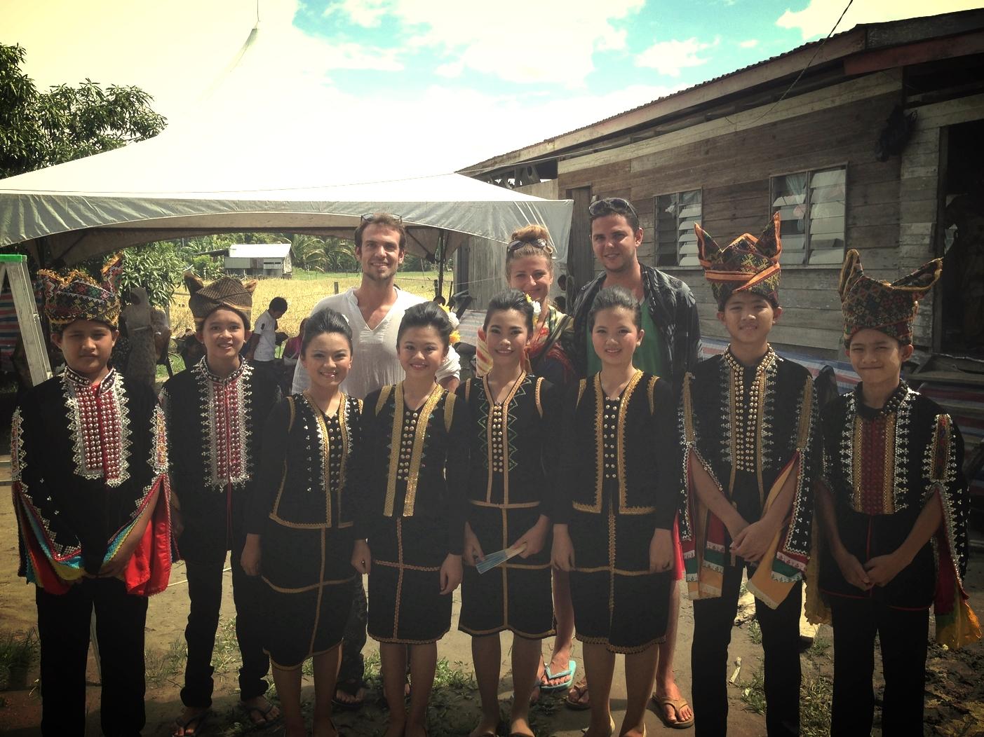 Borneo, Malaysia 2013
