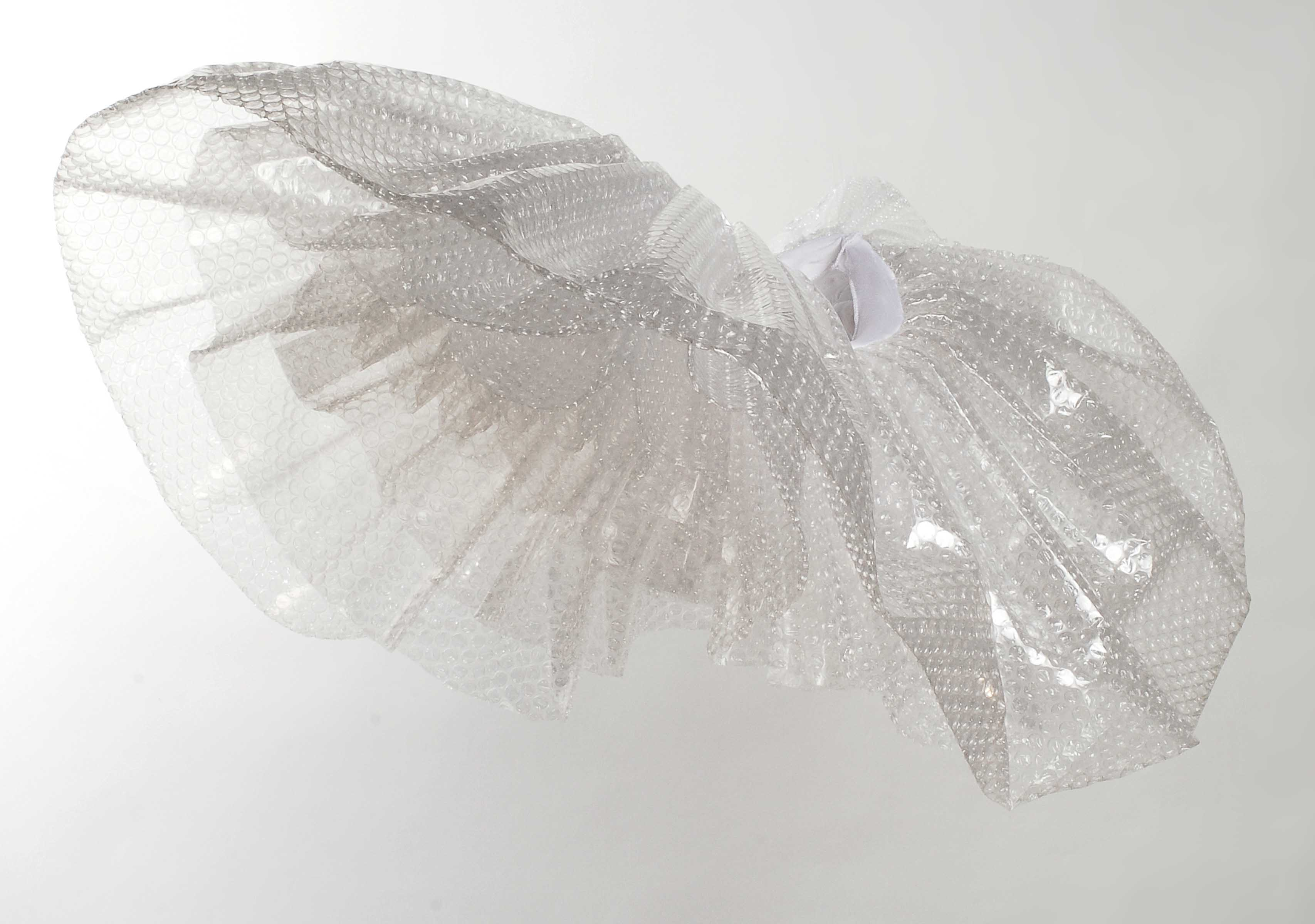 bubble wrap tutu