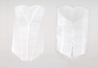 foam wrap corset