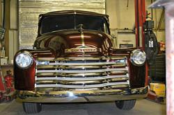 1950 Chevy Suburban
