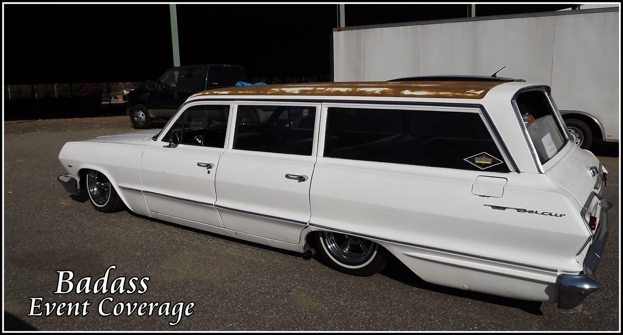 1963 Impala Wagon