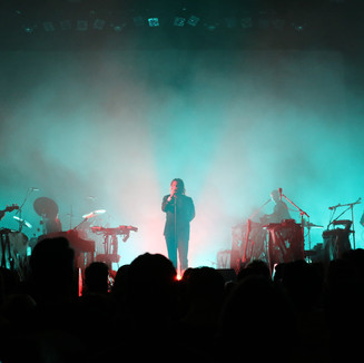 Nick Murphy Abandons Structure with Live Improvisation at The Wiltern