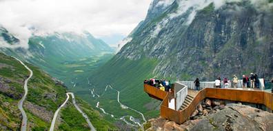 Trollstigen utkikkspost
