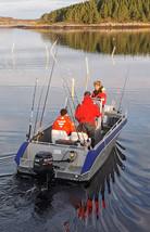 Fiske fra båt