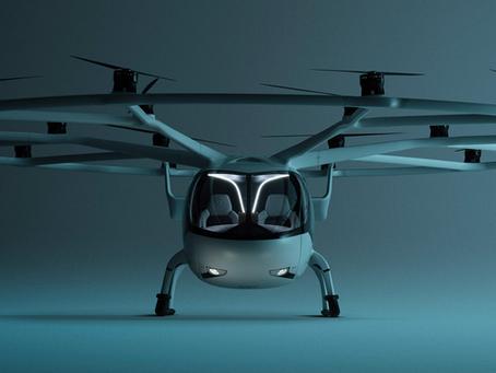 200 Millionen Finanzierungsrunde für den deutschen Flugtaxi-Pionier Volocopter