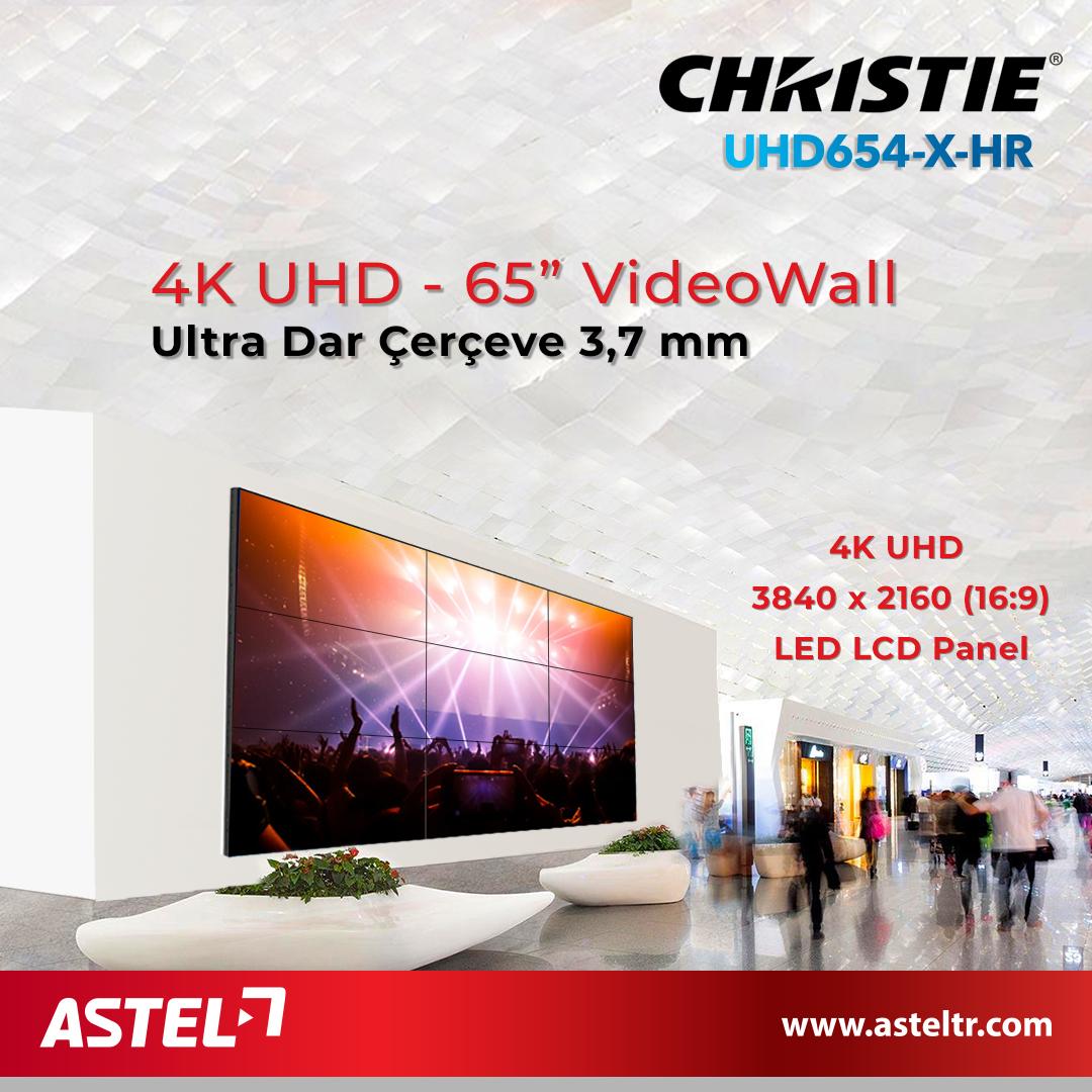"Christie UHD654-X-HR 65"""