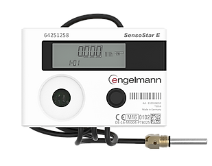 Счетчик тепла SensoStar2
