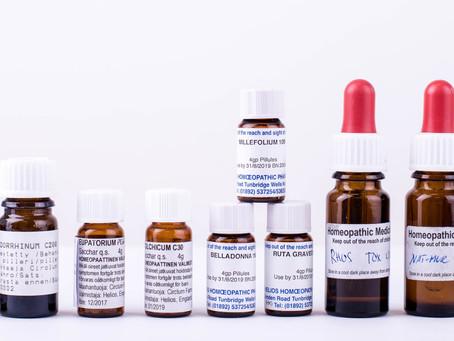 ¿La Homeopatía y El Efecto Placebo...uhm...La Misma Vaina?