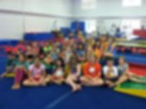 Group Camp Photo!