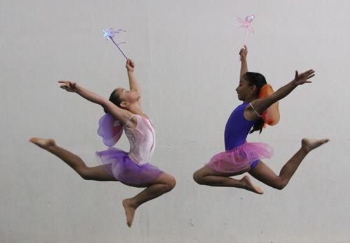 Fairies having fun!