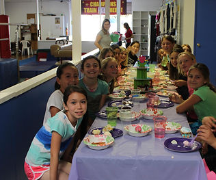 Birthday Party Fun at SBGC