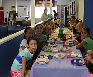 Birthday Party Fun at SBGC