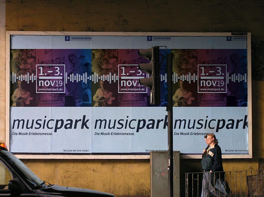 musicpark - Die Musik-Erlebnismesse