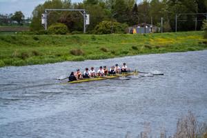 Oxford win the 2021 Lightweight Men's Boat Race