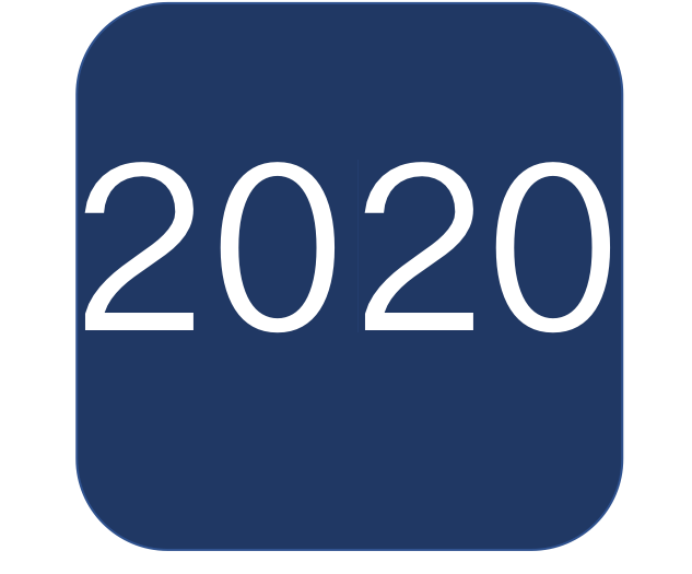 2020 Blue Boat