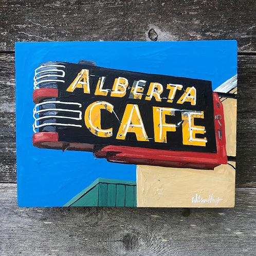 Alberta Cafe