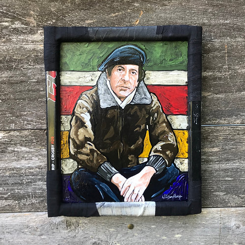 O-Canada Leonard Cohen