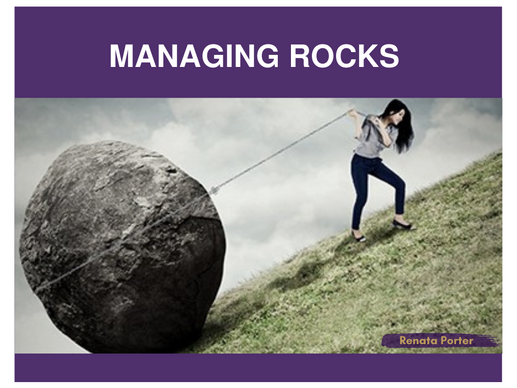 Managing Rocks