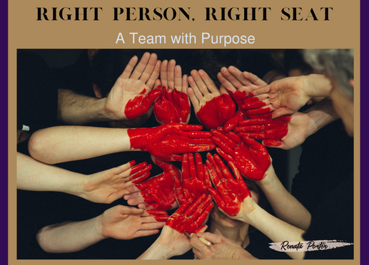 Right Person, Right Seat - A Team with Purpose