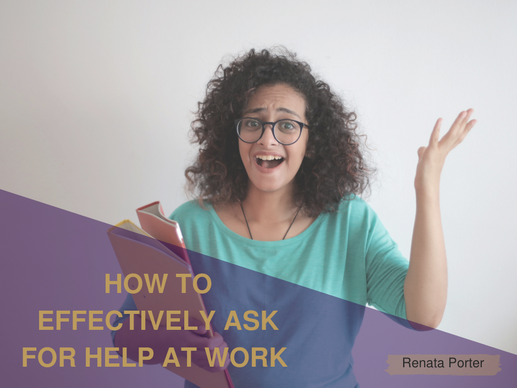 How to Effectively Ask for Help at Work