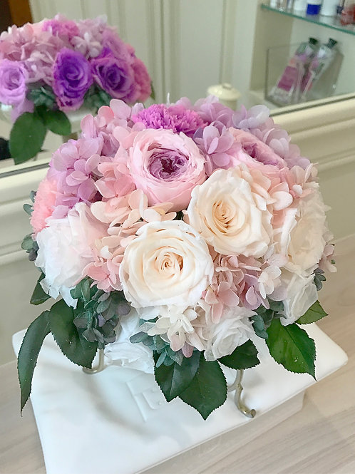 The Ombré Bridal Bouquet (Preserved Flowers)