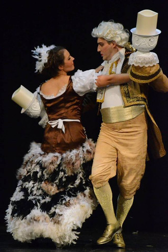 Beauty and the Beast. Directed by Greg Gasman