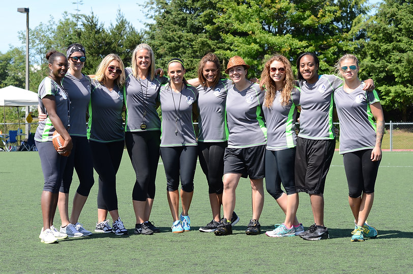 1st Annual GD All GirlsFootball Camp Staff