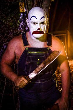 Machete Clown
