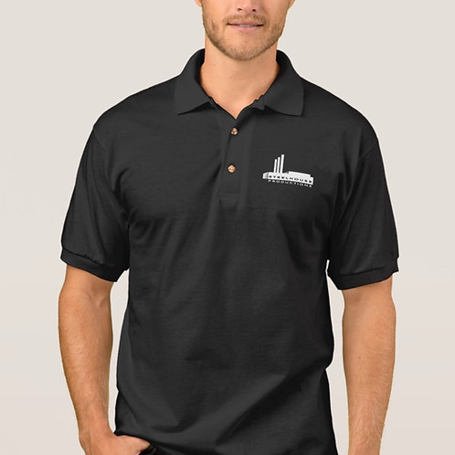Steel House Men's Polo Shirt