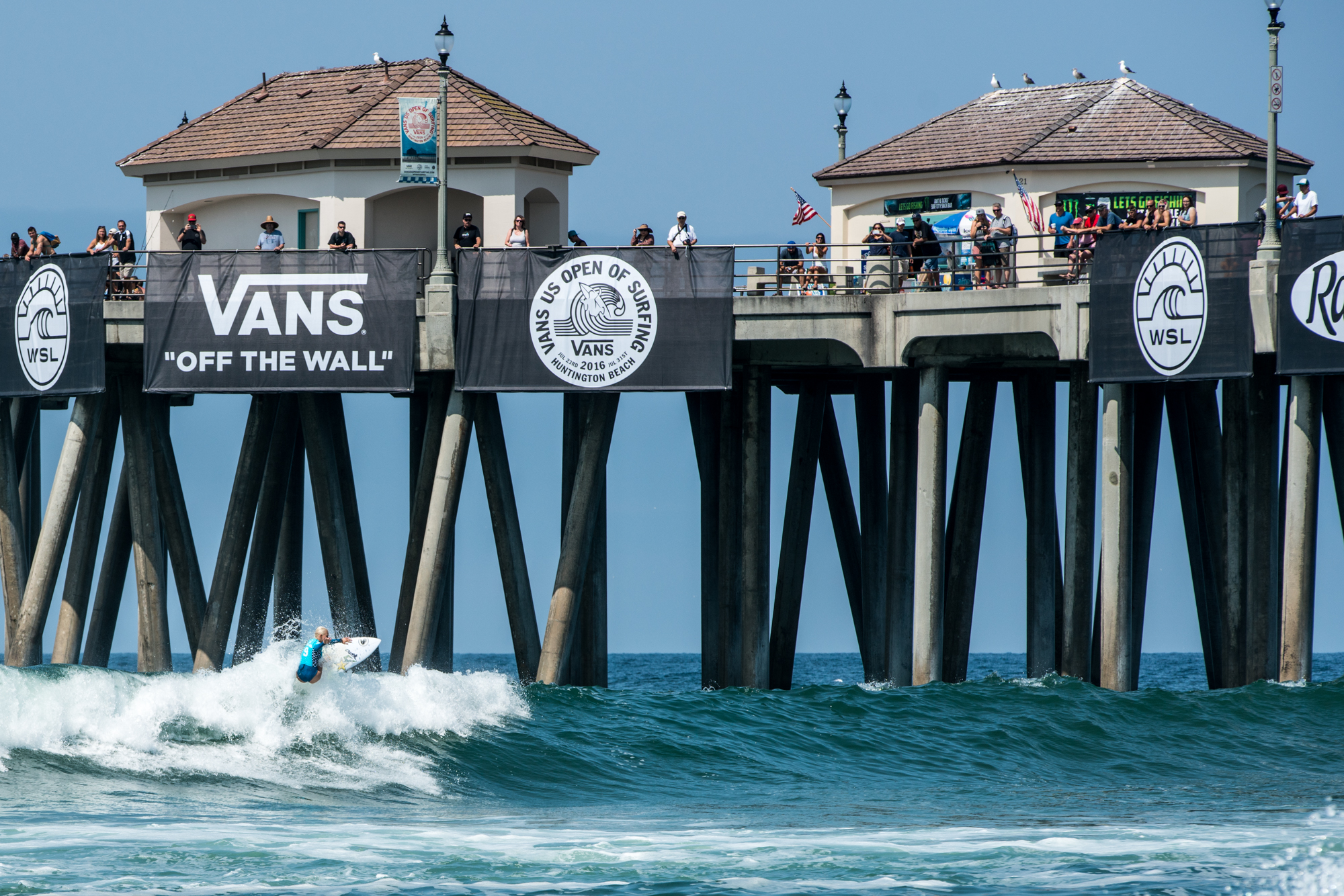 US Open of Surf