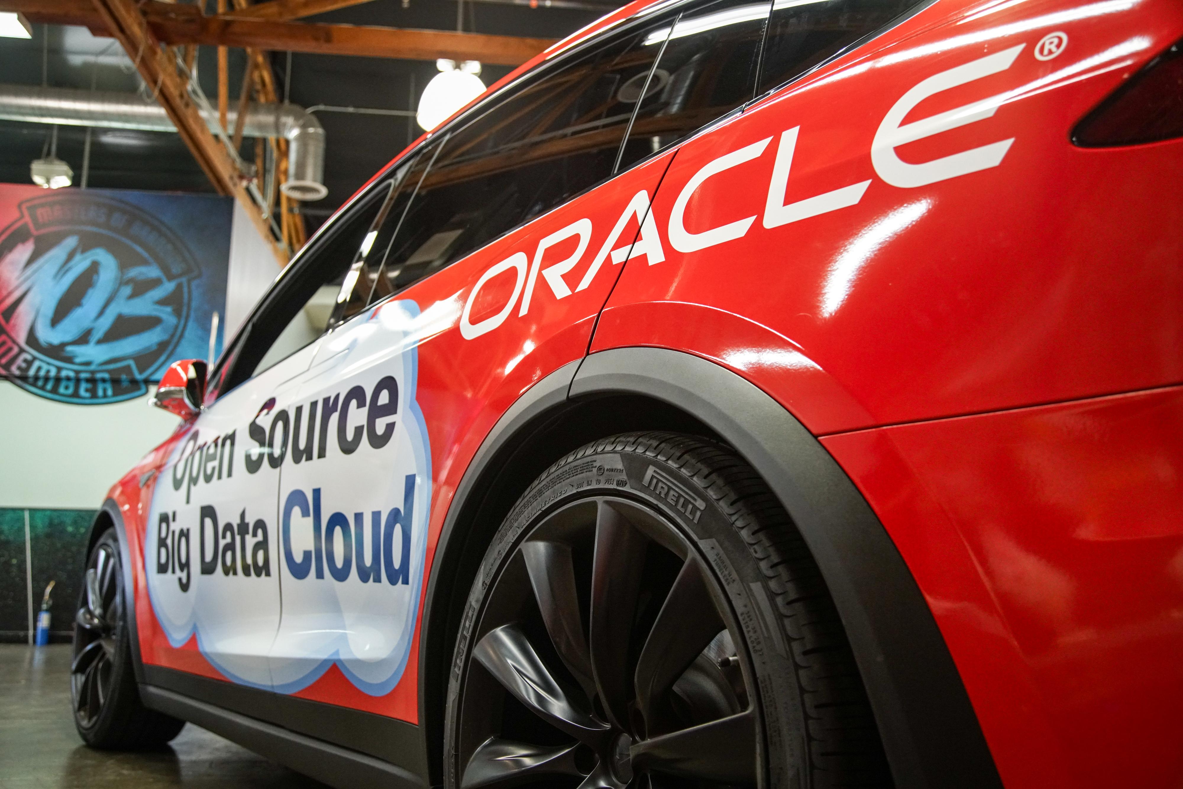 Oracle / Tesla
