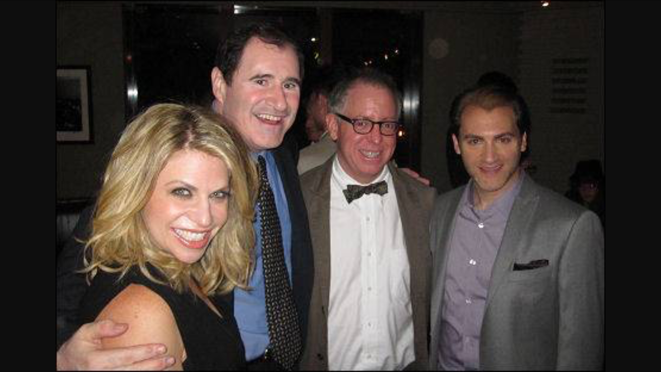 A Serious Man opening night party