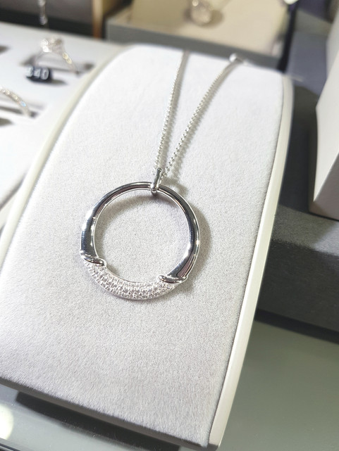 Silver and Co. Pendant