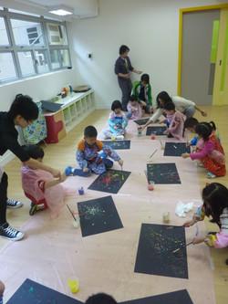 兒童靈美創意課程