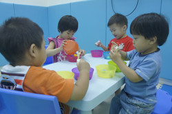 學前九型品格培育小組(Playgroup)