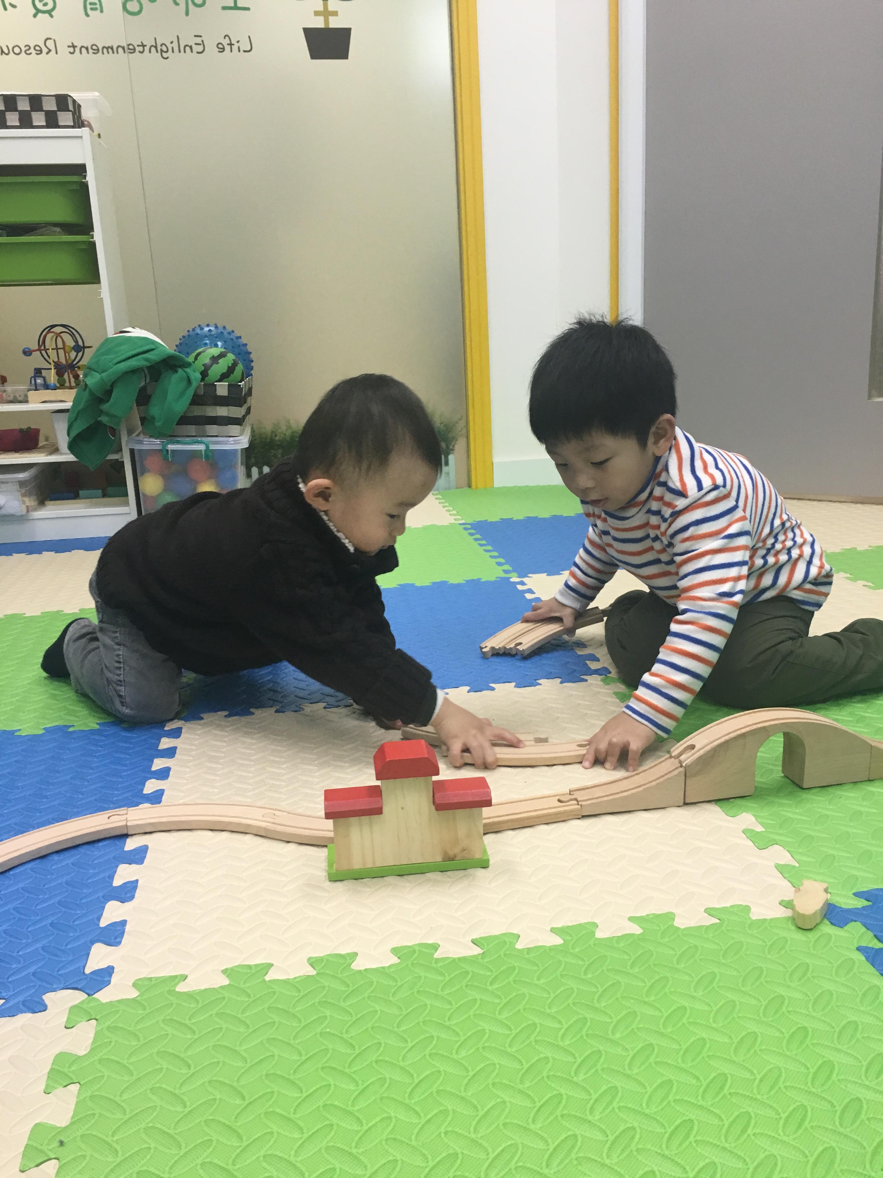 學前九型品格培育Playgroup