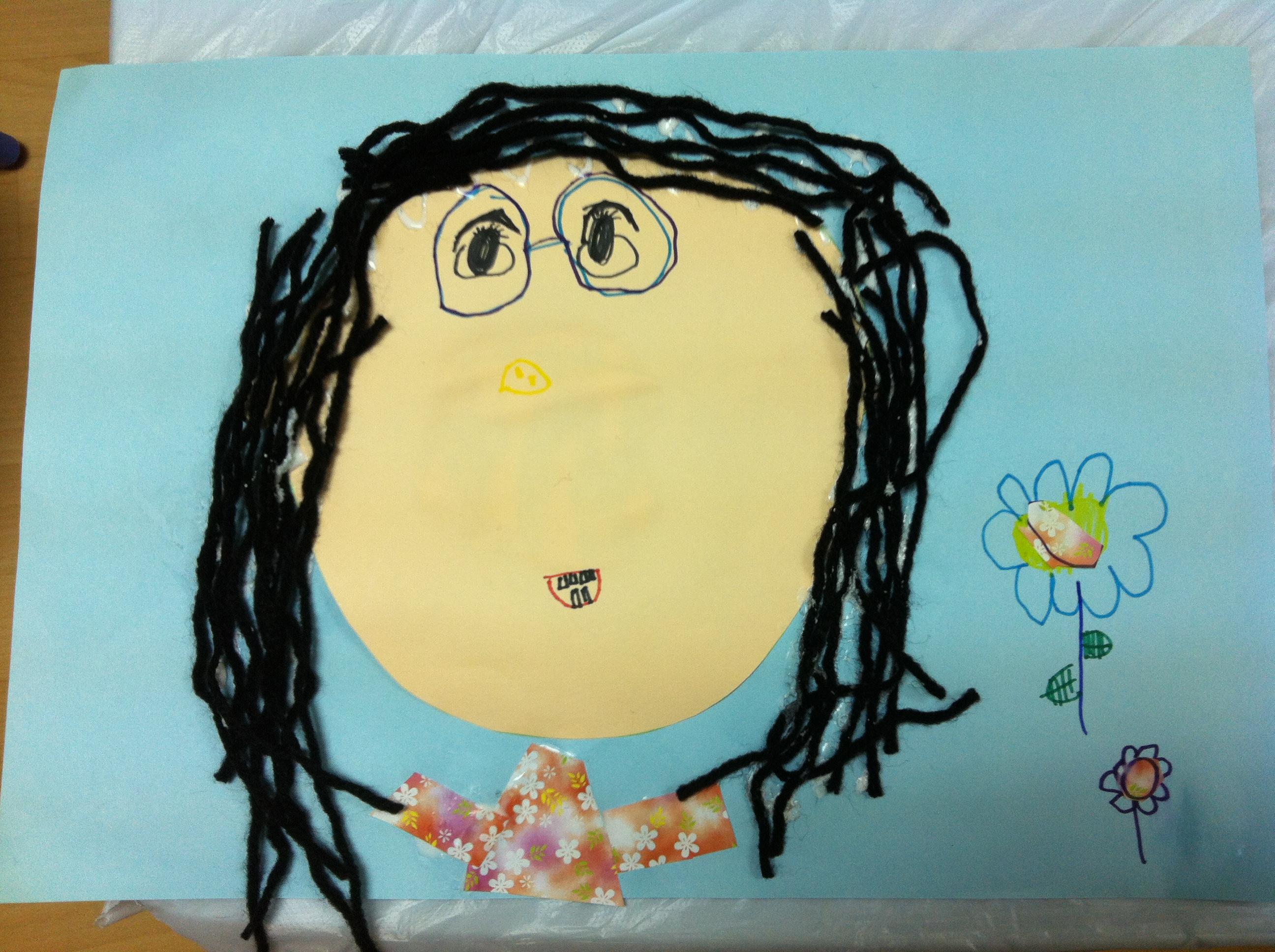 兒童靈美創意課程--學生作品