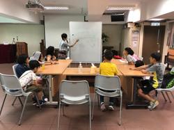 兒童及家長英文班