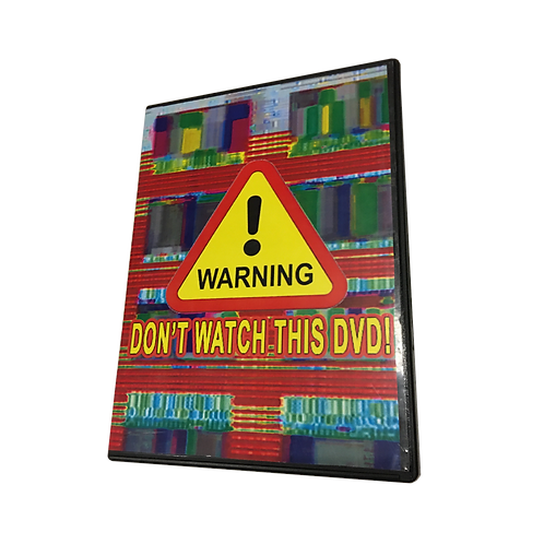 Don't Watch This DVD! [DVD]