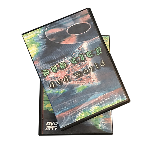 DVD WORLD (deluxe edition)