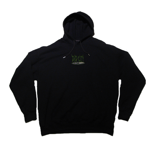 Scary Disc Hoodie