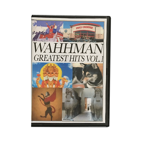 WAHHMAN GREATEST HITS VOL. 1 [DVD]